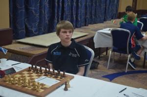 Lennart Koehn - Top scoring board 1.